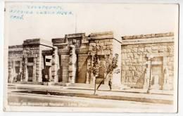 AMERICA PERU LIMA NATIONAL MUSEUM OF ARCHAEOLOGY OLD POSTCARD 1949. - Peru