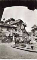 CPSM MORAT Ou MURTEN (Suisse-Fribourg) - Centre - FR Fribourg