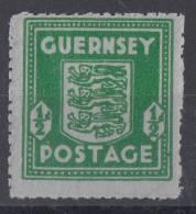 Dt Besetzung Guernsey Minr.4 Postfrisch - Besetzungen 1938-45