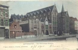 ANTWERPEN   1904  ANTWERPEN  HET WERKMANS WELZIJN - Antwerpen