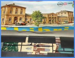 Maquette De Gare - Décors