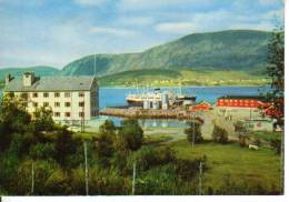 NORVEGE - NORWAY - Stokmarknes North NORWAY - TBE - - Norwegen
