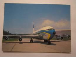 Avion Boeing Jet 720 B Lufthansa Sur Piste - 1946-....: Moderne
