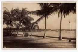 AMERICA PANAMA CRISTOBAL PANAMA CANAL ZONE Nr. 578 OLD POSTCARD 1936. - Panama
