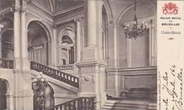 Belgium Brussels Palais Royal L'Escalier d'Honneur 1903