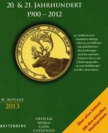 Welt-Münzkatalog Schön 2013 Neu 50€ Münzen 20./21.Jahrhundert A-Z Battenberg Verlag Europa Amerika Afrika Asien Ozeanien - Numismatique