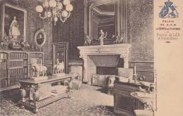 Belgium Brussels Fumoir le Prince Albert Palais de S A R