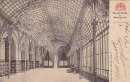 Belgium Brussels Palais Royal Le Grande Serre 1904