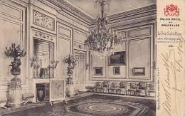 Belgium Brussels Palais Royal Le Petit Salon Blanc 1904