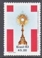 Brazil  1883    **  RELIGION - Brazil