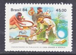 Brazil  1898    ** - Brazil