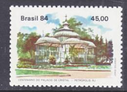Brazil  1899    **  CRYSTAL  PALACE - Brazil