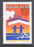 Brazil  1948    **  HOUSING - Brazil