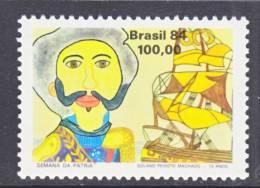 Brazil  1949    **  CHILDENS  DRAWINGS - Brazil
