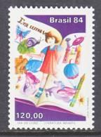 Brazil  1958    **  BOOK  DAY - Brazil
