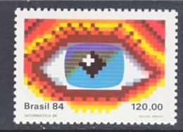 Brazil  1960    **  SCIENCE - Brazil
