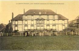 77 - Seine Et Marne - La Grand-Maison Près Nangis - Commune De Villeneuve Les Bordes - Nangis