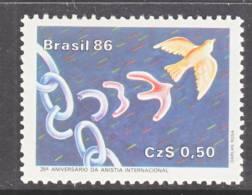 Brazil  2047    **  AMNESTY  INTL. - Brazil