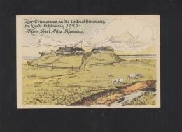 AK Zur Erinnerung An Die Volksabstimmung Schleswig 1920 - Deutschland