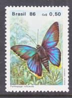 Brazil  2048    **  INSECTS  BUTTERFLIES - Brazil