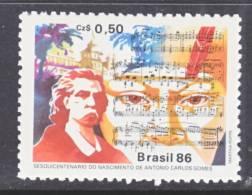 Brazil  2051    **  MUSIC  OPERA - Brazil