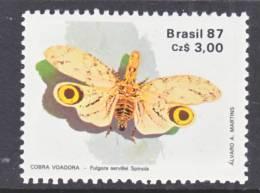 Brazil  2108  **  INSECTS  BUTTERFLIES - Brazil