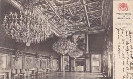 Belgium Brussels Palais Royal La Salle des Marbres 1908