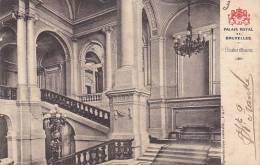 Belgium Brussels Palais Royal L'Escalier d'Honneur 1904
