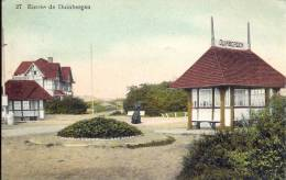 DUINBERGEN   ENTREE DE DUINBERGEN   1911 - Heist
