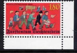 LIECHTENSTEIN 1998 Anniversary Of 1848 Revolutions MNH / **.  Michel 1179 - Liechtenstein
