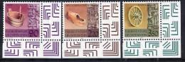 LIECHTENSTEIN 1998 Old Handicrafts MNH / **.  Michel 1180-82 - Liechtenstein