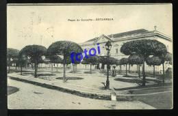 1906 POSTCARD ESTARREJA AVEIRO PORTUGAL CARTE POSTALE STAMP TIMBRE - Aveiro