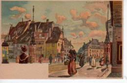 RABENBRÜCKE  Par TANCONVILLE (scans Recto Et Verso) - Strasbourg