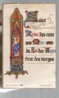 Image Pieuse Religieuse Holy Card - Ed Mappus 255 - Souvenir H. Geffroy Notre Dame De Bonne Nouvelle Paimpol - Devotieprenten
