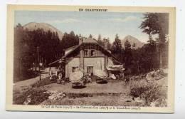 K22 - LE COL DE PORTE - Le Charmant-Som Et Le Grand-Som - Non Classés