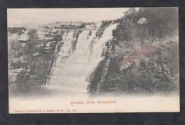 CPA - SWAZILAND / SWAZIELAND - Gompies Falls - J. Barnett & Co N° 243 - RARE - Swaziland