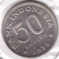 @Y@  Indonesia  50 R  1971                   (1962) - Indonésie