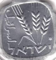 @Y@  Israel  1 Agora   1976 Unc    (1958) - Israel