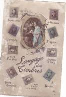 LANGAGE DES TIMBRES - Autres