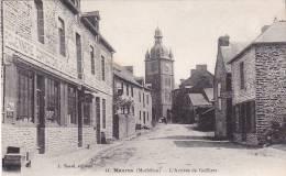 21262 Mauron - L'Arrivée De Guilliers -éd Sorel - Rouennerie Confections Chaussures Commerce - France