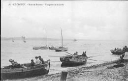 Barques De Pêche - Le Crotoy