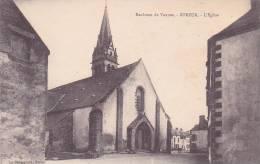21265 Surzur, Environs Vannes, Eglise. Le Pallec, éd, Surzur - Coll Laurent -nel Rennes