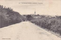 21268 Surzur, Environs Vannes, Panorama. 265 David - France