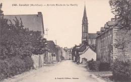 21273 CARENTOIR - Arrivée Route De La Gacilly  -6341 Lamiré Rennes