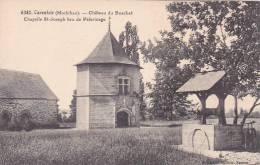21274 CARENTOIR - Chateau Boschet, Chapelle Saint Joseph Lieu Pelerinage -6340 Lamiré Rennes -puits