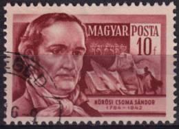 1950´s - Hungary - Sándor Kőrösi Csoma - Philologist  Orientalist TIBET - USED - Geografia