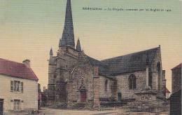 21279 Kervignac - Chapelle Construite Anglais Vers 1492. Collection Madec Tabac . Toilée