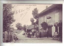 25.- EPEUGNEY .- Hôtel Côte -Colin - Sonstige Gemeinden