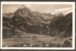 GSTEIG Bei Gstaad Sanetschpass Phot. Ch. Ritschard Gsteig Ca. 1935 - BE Berne