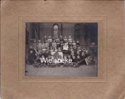 Wielsbeke - photo de classe